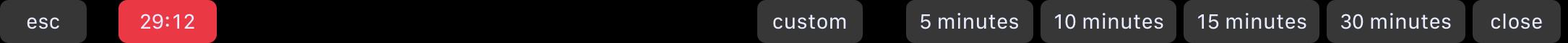 touchbar-screen-timerapp